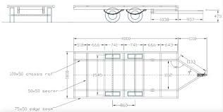 Image Result For Car Trailer Plans Remolque Para Carro Remolques De Carga Trailers Remolques