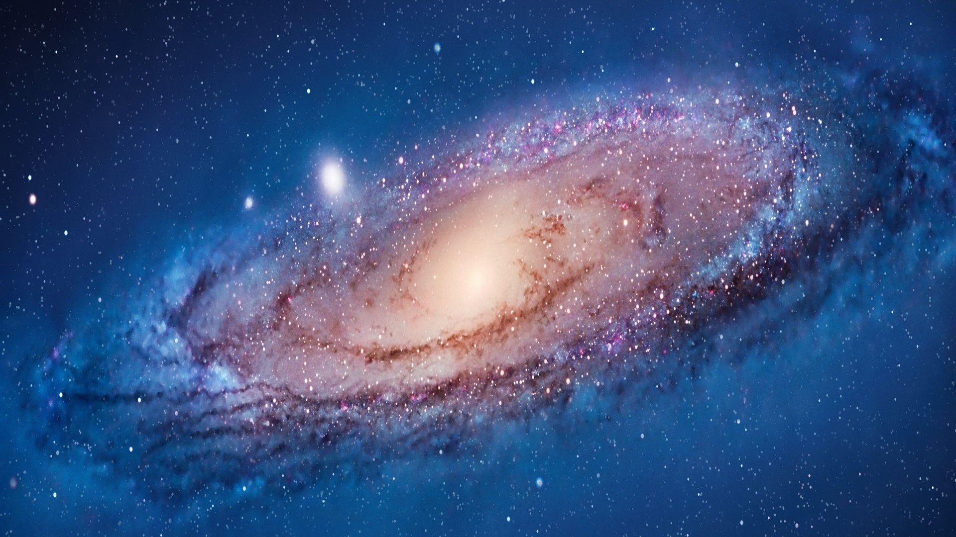 The Andromeda Galaxy Misterios Inexplicaveis Galaxia De Andromeda Constelacao