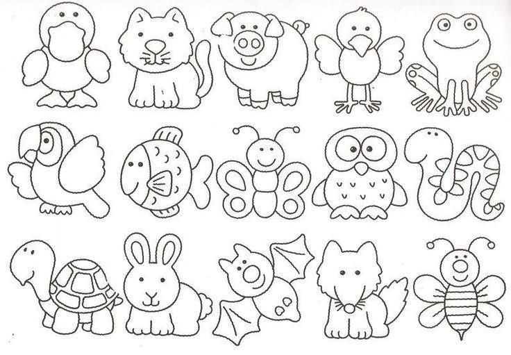 Animals | Taula de llum | Pinterest | Búsqueda, Labor de retales y ...