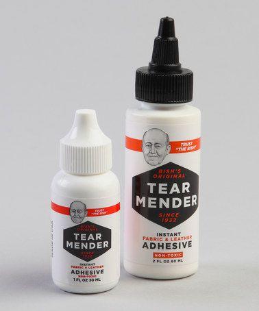 Take A Look At This Tear Mender Repair Kit By Tear Mender On