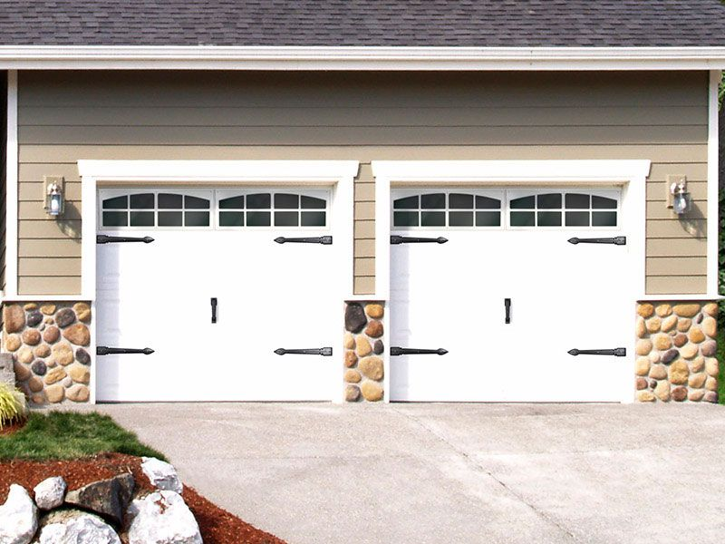 Traditional Black Before And After Home Style Pinterest Garage