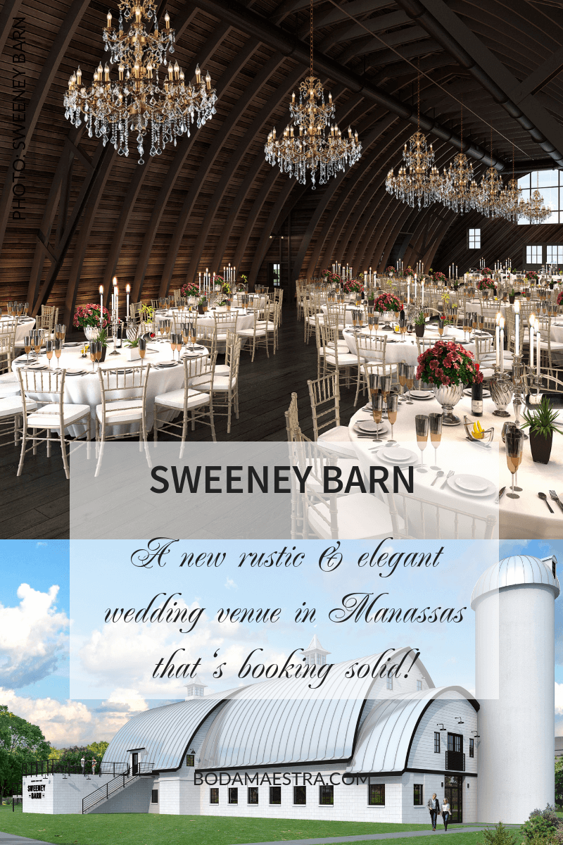 Sweeney Barn A New Rustic Elegant Wedding Venue In Manassas