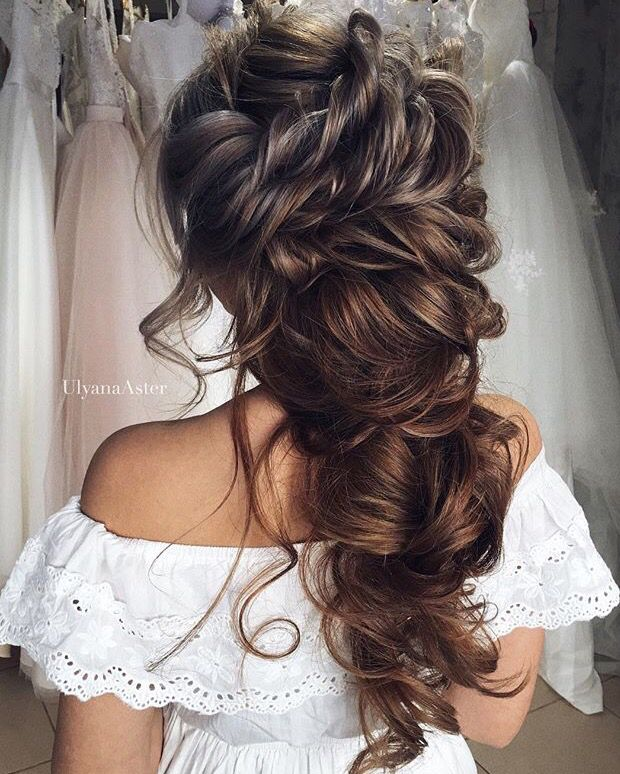 Pin By Daisy On H A I R B E A U T Y Pinterest Hair Prom