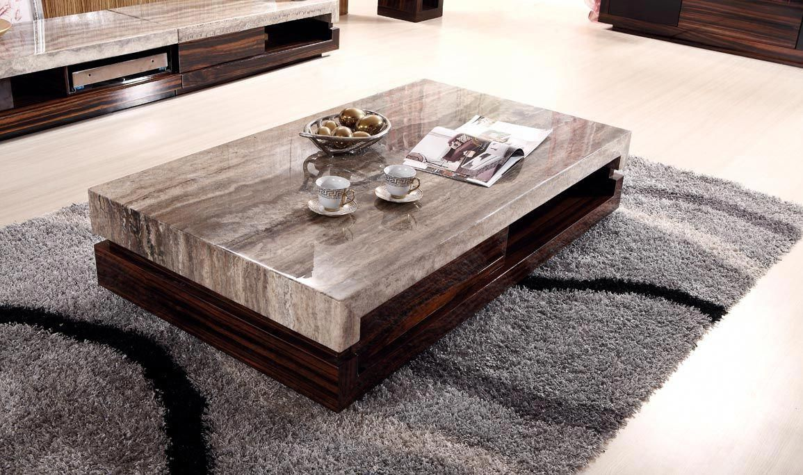 Newland Modern Marble Top Coffee Table And End Table K 028a Marblecoffeetables Coffee Table Furniture Granite Coffee Table Contemporary Coffee Table [ 683 x 1155 Pixel ]