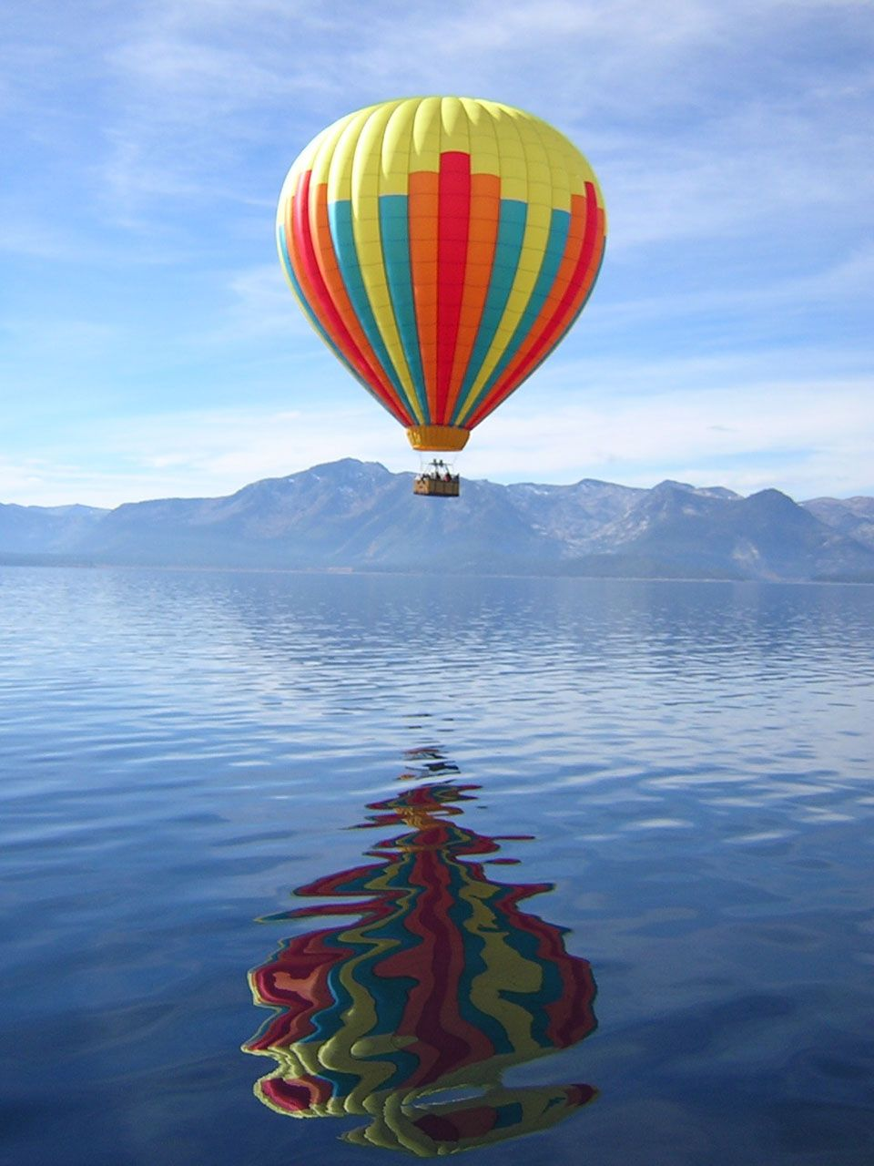 Image Detail For Hot Air Balloon