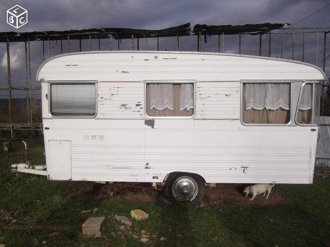caravane digue 1969 caravaning dordogne caravanmods pinterest caravanes. Black Bedroom Furniture Sets. Home Design Ideas