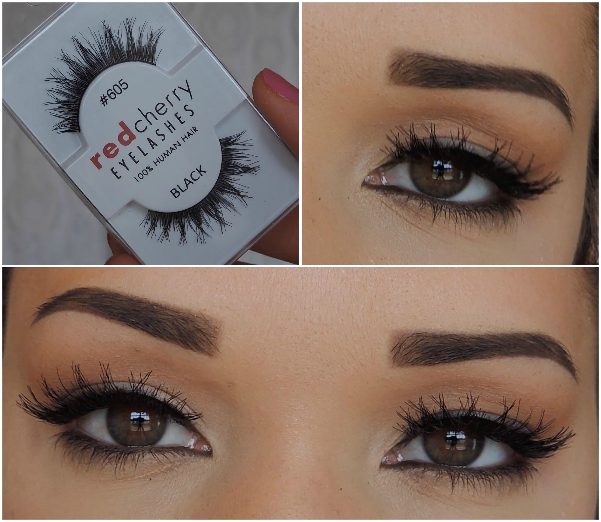 06824146c0a Red Cherry Lashes | #605 - Berkley | lashes | Red cherry lashes ...