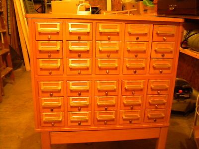 I WILL have a library catalog piece someday.