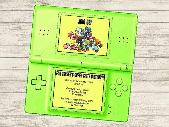 Diy printable video game birthday party invitation video game party diy printable video game birthday party invitation video game party gamer birthday party video game birthday stopboris Gallery