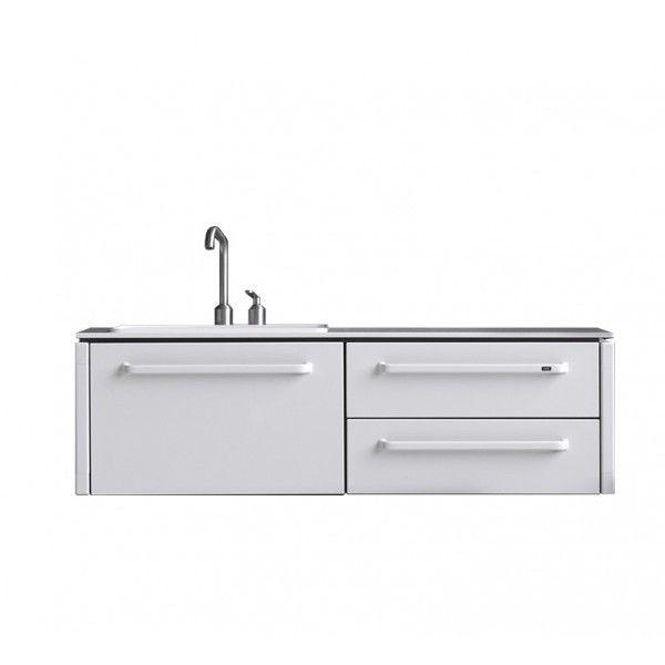 Vipp Vipp 982 Bath Module MOHD (4,675 CAD) ❤ liked on Polyvore featuring bath