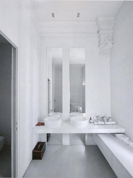 Architect Piero Lissoni . Photos by Serge Anton