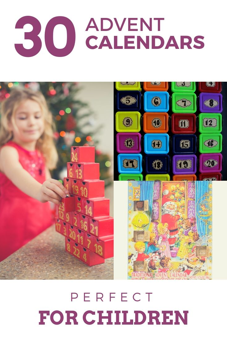 Top Advent Calendars 2018 Advent Calendars For Kids Christmas