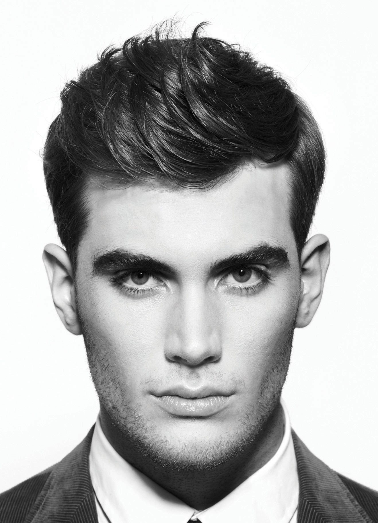 men's hairstyles | hairstyles trends for men | pinterest