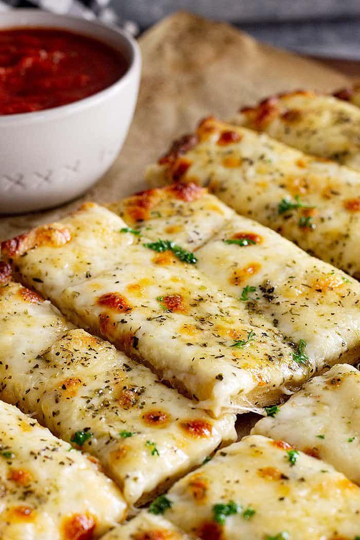 Cheese Breadsticks