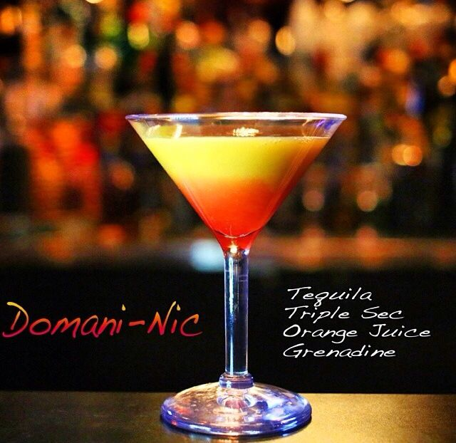 Domani-Nic Martini