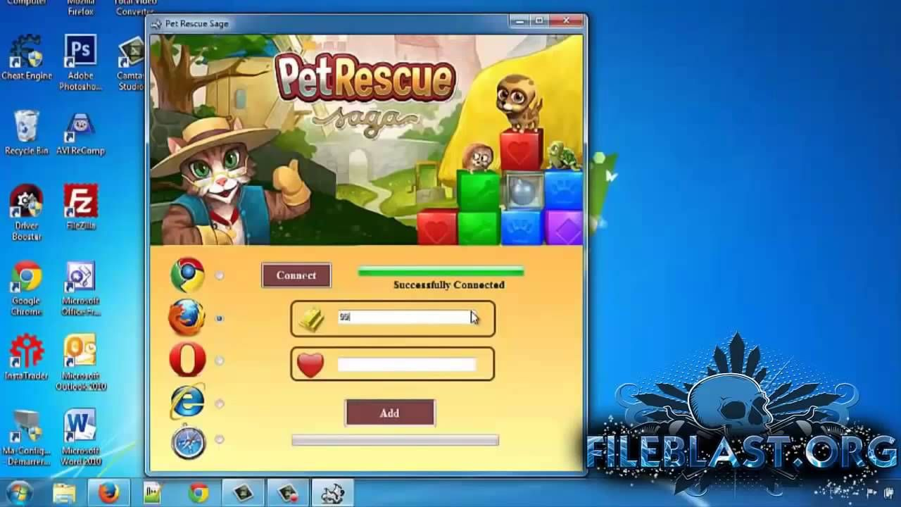 Pet Rescue Saga Hack Latest Working Proof Download No Survey Animal Rescue Pets Saga