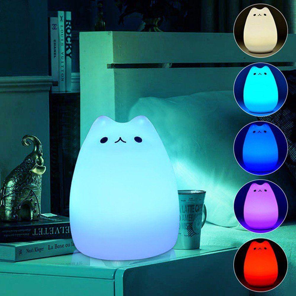 Led Lampe Lampe Chevet De Adorable Lampe Adorable Adorable De Led Chevet Led 7bf6gy