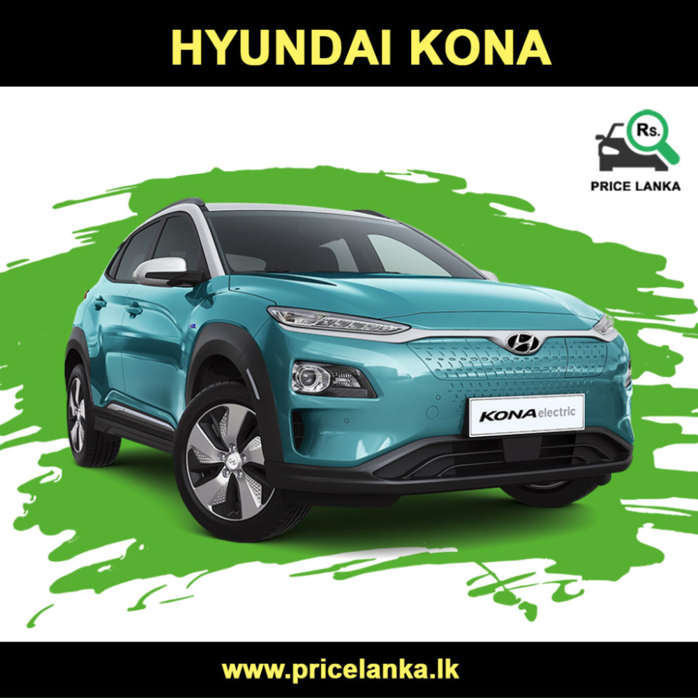 Hyundai Kona Price In Sri Lanka Hyundai Best Electric Car