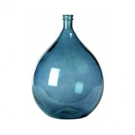 grosse bouteille home autour du monde bouteilles en verre bleu bouteille en verre et autour. Black Bedroom Furniture Sets. Home Design Ideas