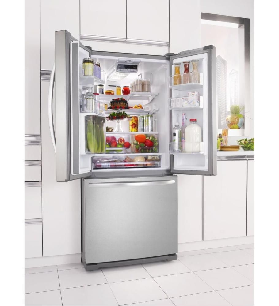 Elegant Looking For A 30 Inch French Door Refrigerator? We Review The Best 30 Inch  Refrigerators