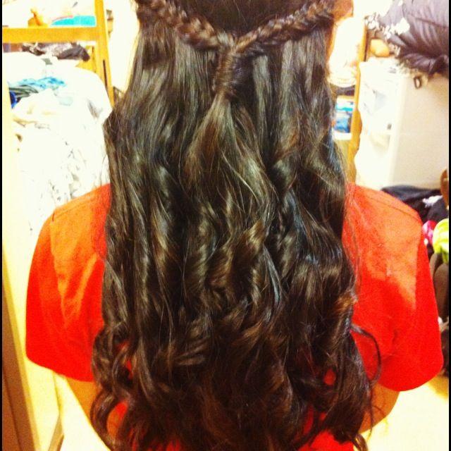 I Did My Girls Hair For Garba Locksluxury Pinterest Hair