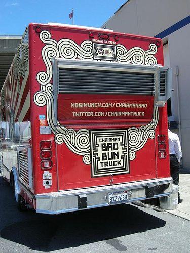 Viva La Food Truck Chairman Bao Sf Design N Type Food Truck