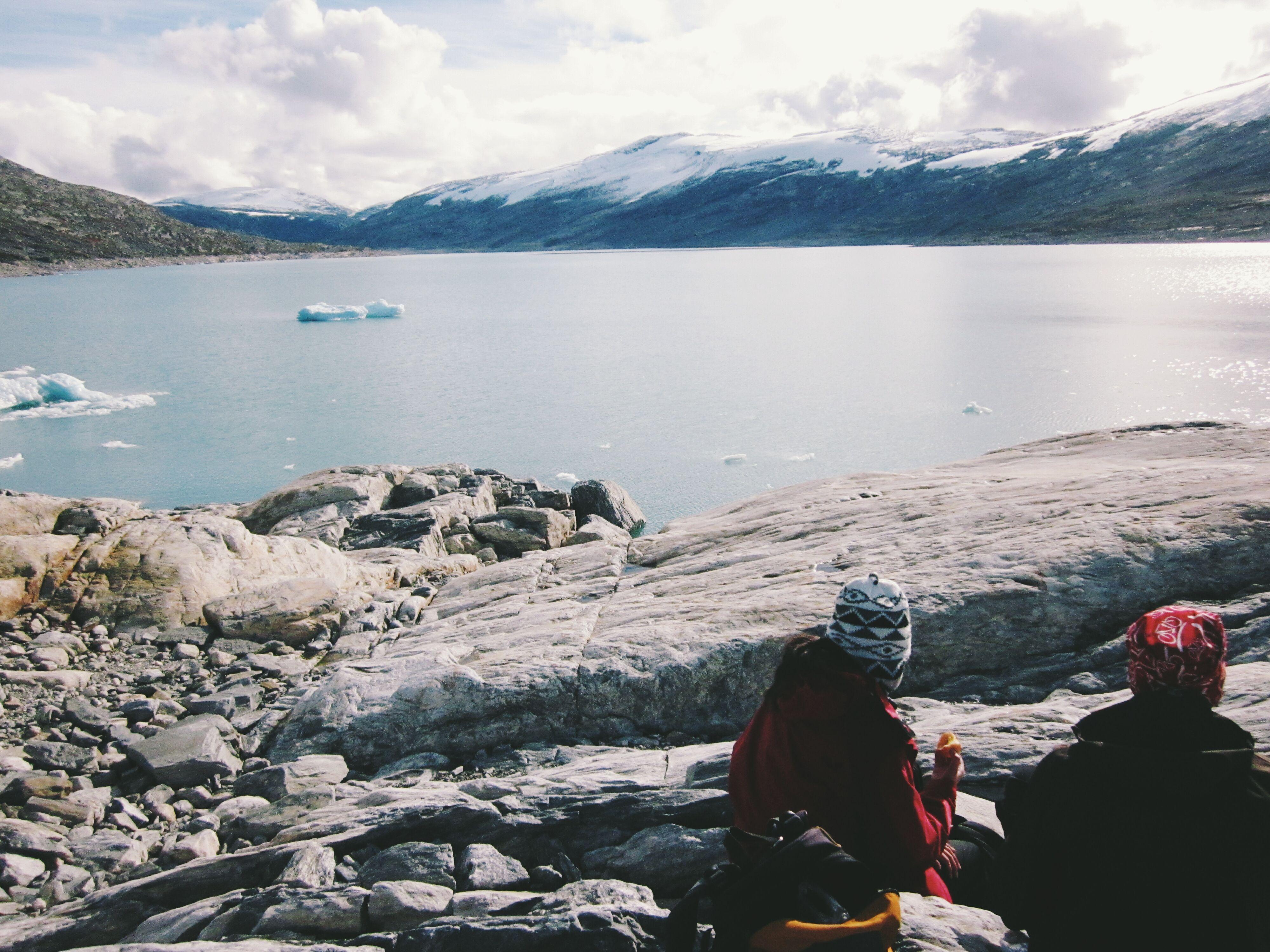 Styggevatnet at Jostedalsbreen, Norway   nordlust.com
