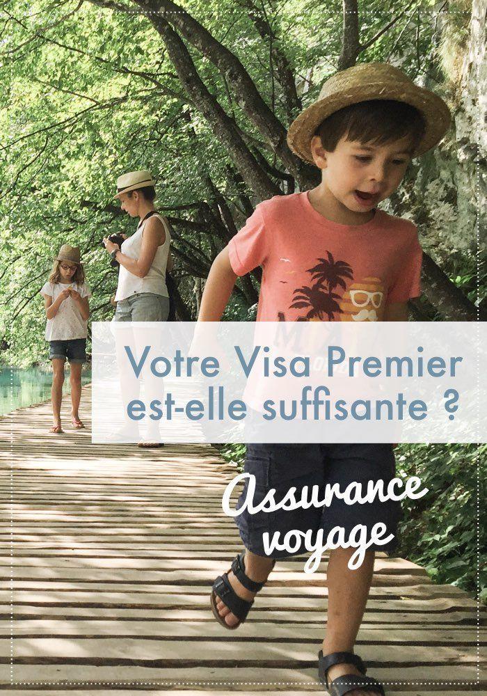 assurance voyage carte visa premier Assurance voyage VS carte Visa Premier : que privilégier