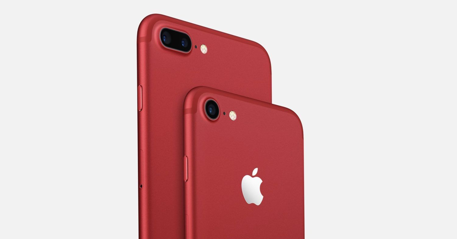 Apple Finally Launch Most Awaited Red iPhone, iPad, & More