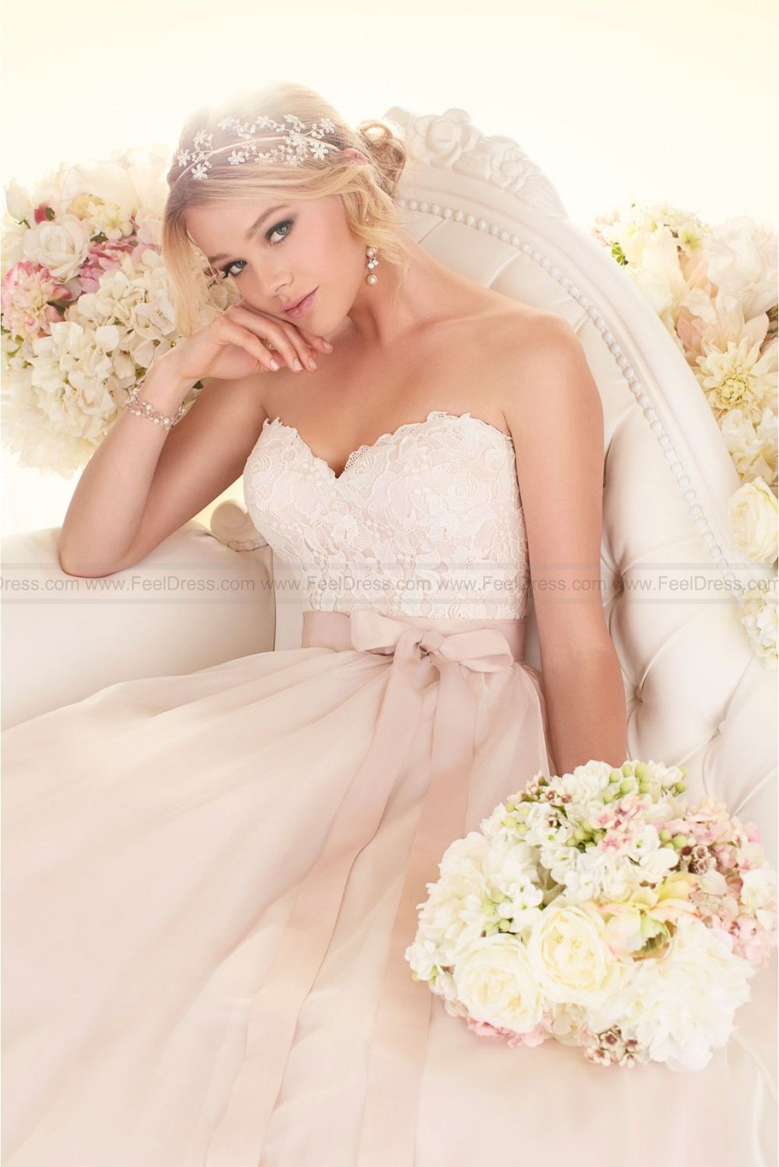 Essense of Australia Wedding Dress Style D1702 $250.99 2016 wedding ...