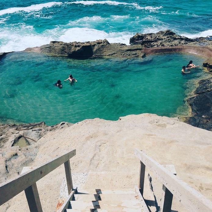 Laguna Beach Pool Usa