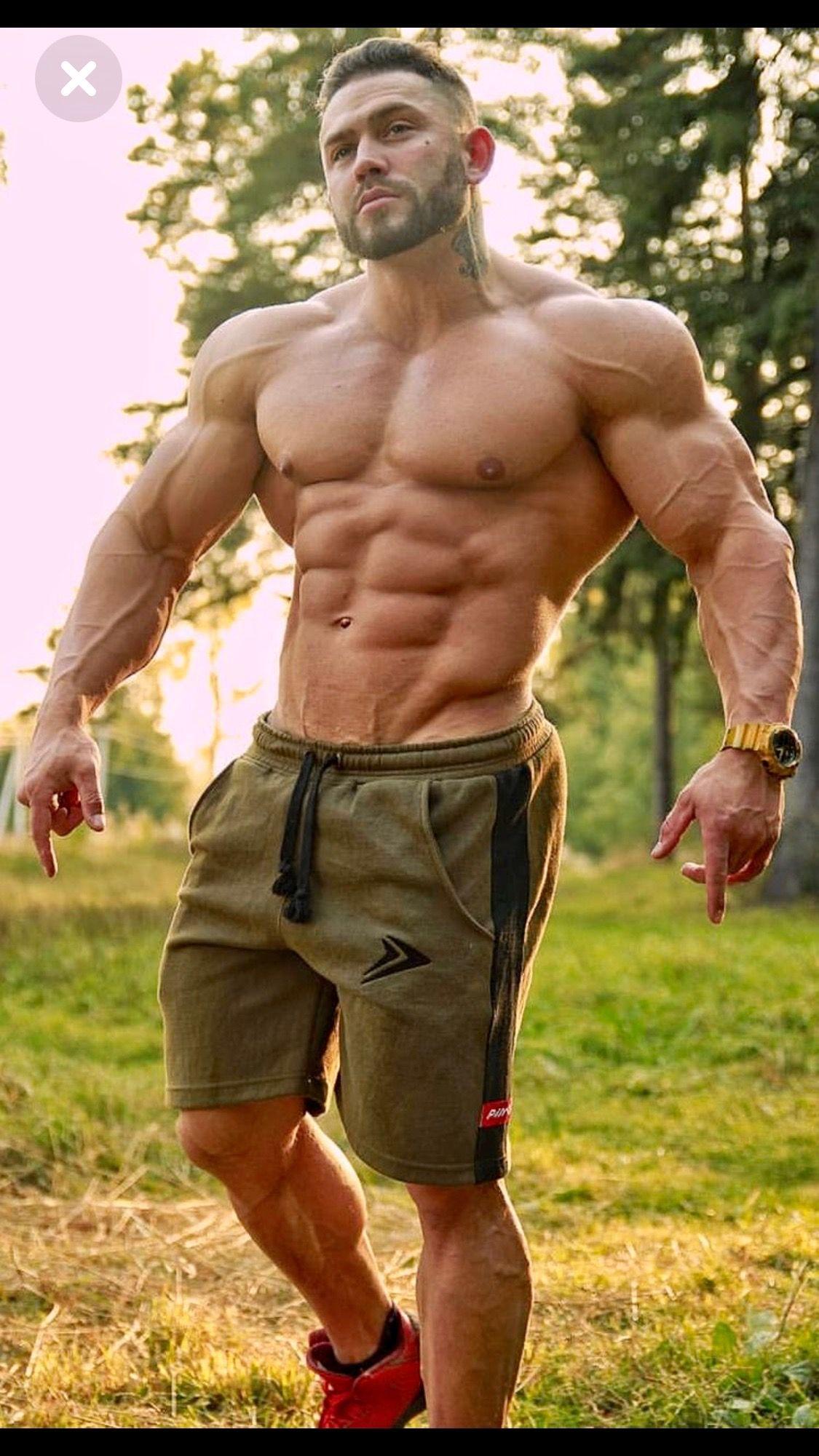 Pin by craig kruse on muscle muscle men bodybuilders