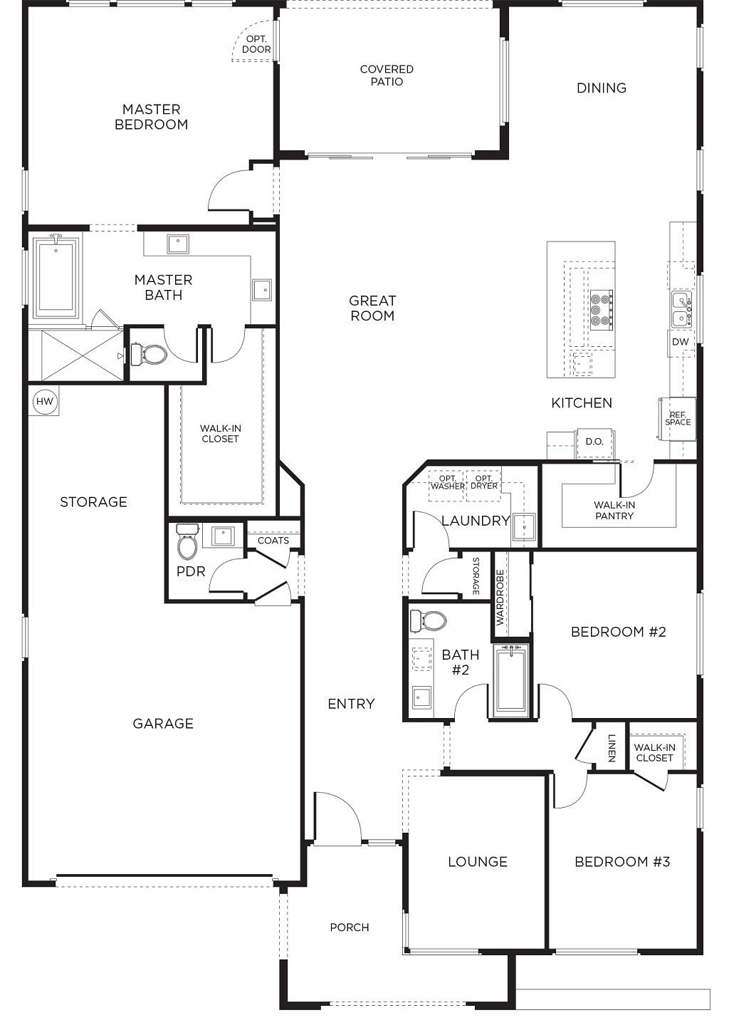 Find Your New Pardee Home Today Barndominium Floor Plans Floor Plans House Plans