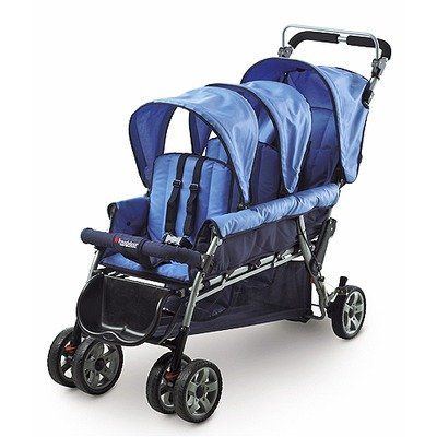 Special Offers - Foundations Trio Triple Stroller - In stock & Free Shipping. You can save more money! Check It (June 04 2016 at 02:11AM) >> http://babycarseatusa.net/foundations-trio-triple-stroller/