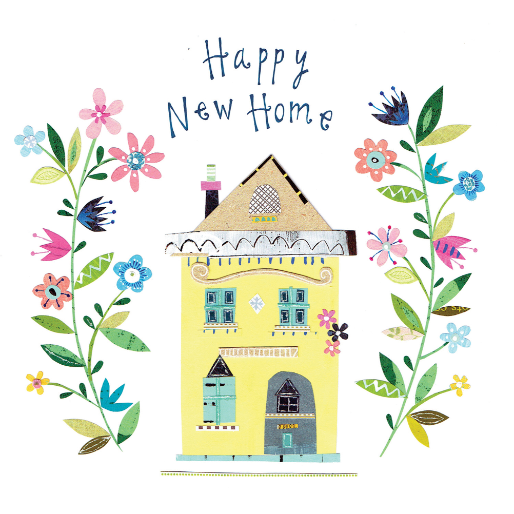 Happy New Home Congratulations Card Free Greetings Island Happy New Home Congratulations New Home New Home Greetings