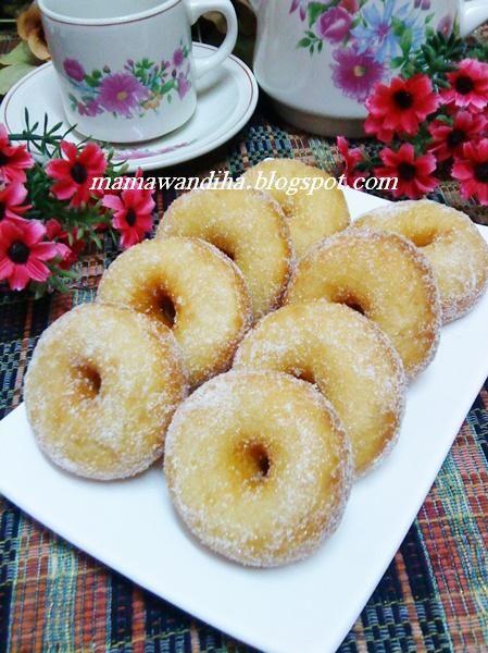 Dari Dapur Madihaa Donut Kentang