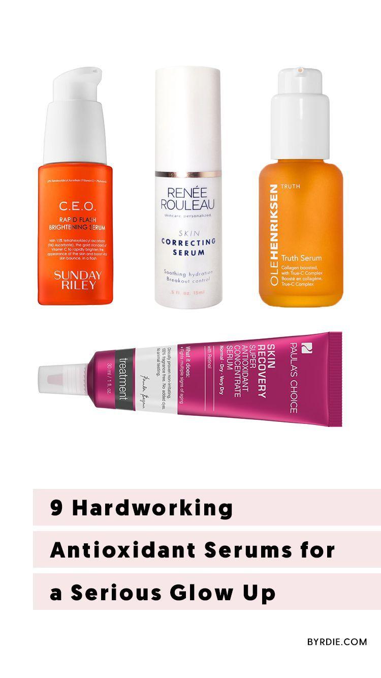 The Best Antioxidant Serums Antioxidant Serum Best Antioxidant Serum Simple Skincare Routine