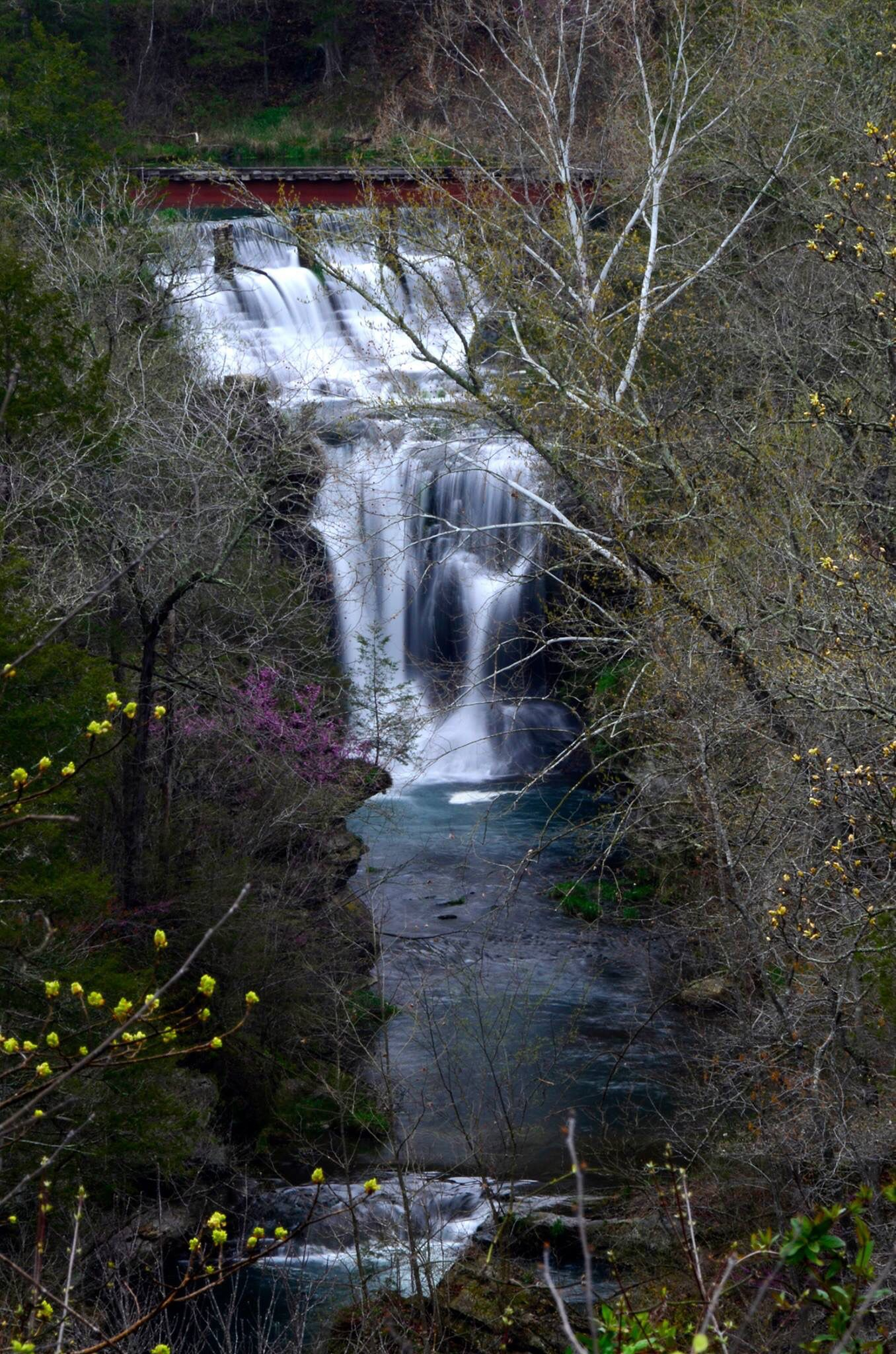 Marble Falls Just Two Miles South Of Mystic Caverns In Arkansas Travel Spot Marble Falls Arkansas