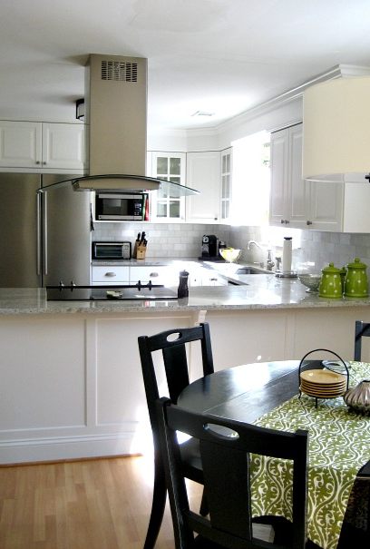 16 DIY kitchen planning tips. This whole kitchen only cost