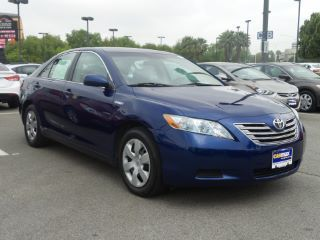 Blue 2008 Toyota Camry Hybrid Camry Toyota Camry Compare Cars