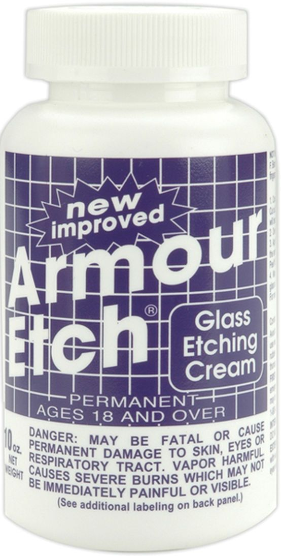 Glass Etching Cream 10oz Joann In 2020 Glass Etching Cream Glass Etching Diy Etching Cream