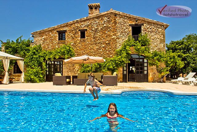 La Finca - Costa Blanca - Spain - Family Friendly Holidays - villa mit garten und pool