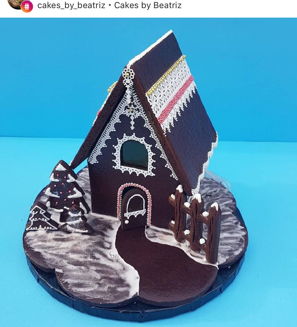 Pin by Patsy Cline on GINGERBREAD HOUSES Gingerbread house