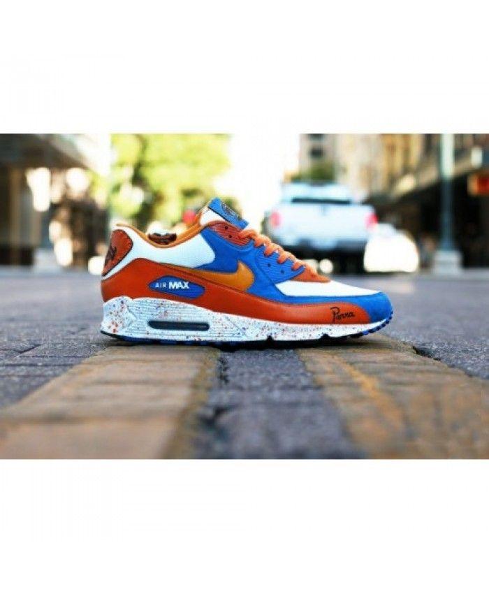 check out 39794 5476c Nike Air Max 90 Amsterdam Hyperstrike Custom