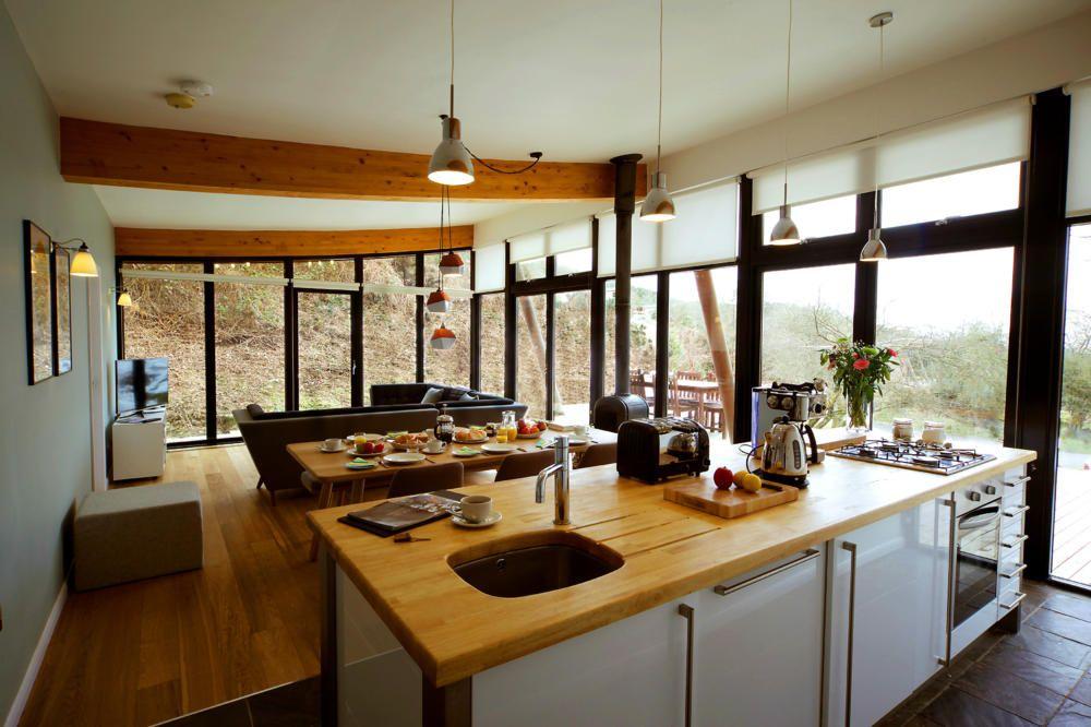wohnkueche-mit-holzarbeitsplatte-53675dd406201jpg 1000×666 Pixel - holz arbeitsplatte küche