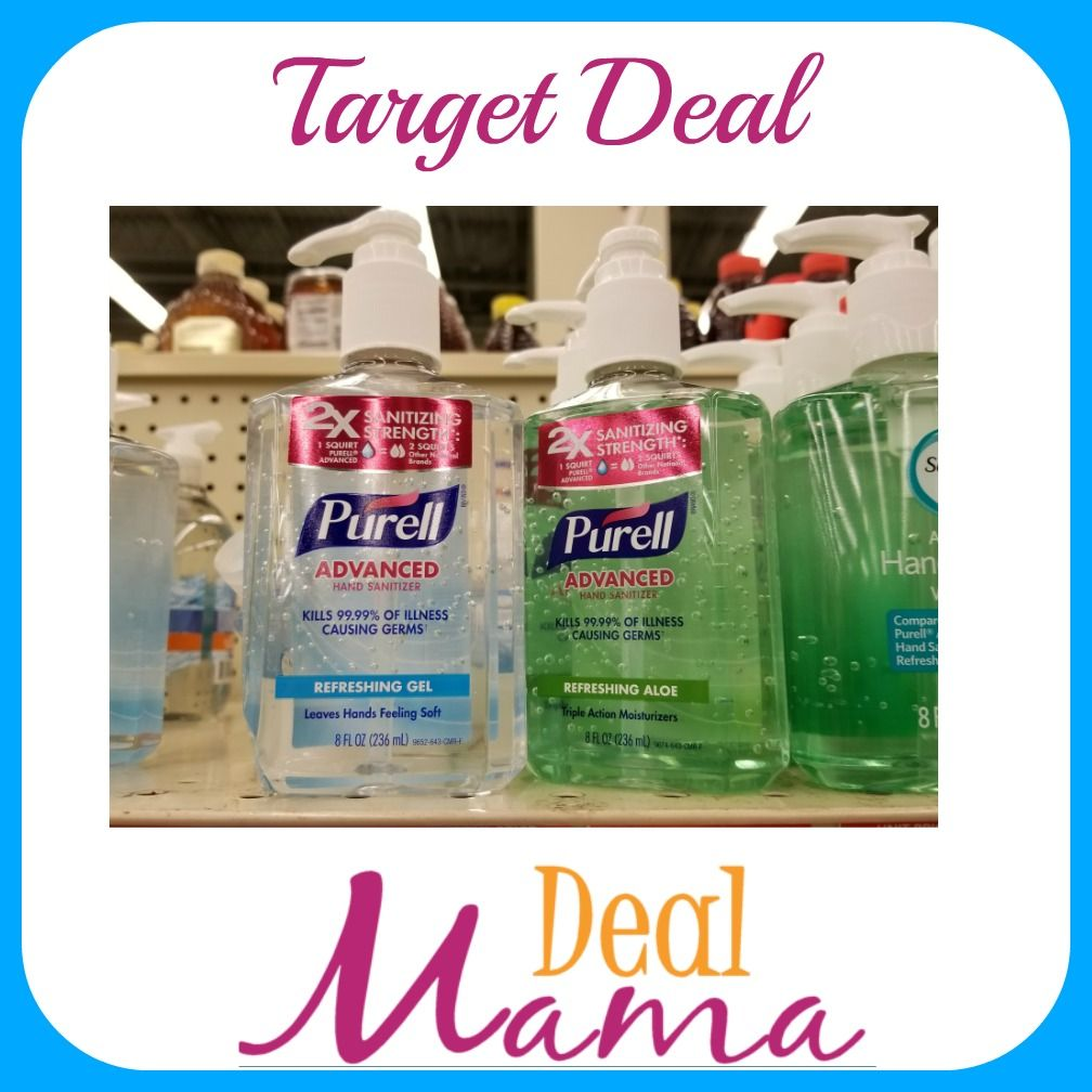 Pin By Deal Mama On Deals Hand Sanitizer Dollar General Hands