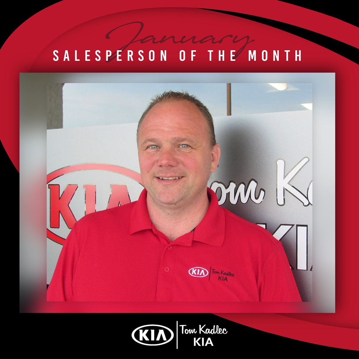 Join us in congratulating Mike Danielson on being named