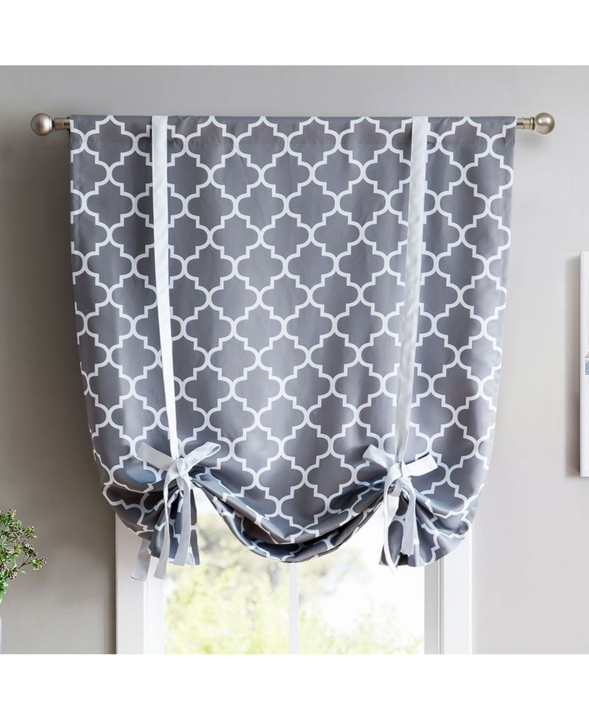 Pin By Mandy On Home Decor In 2020 Tie Up Shades Balloon Shades Curtains