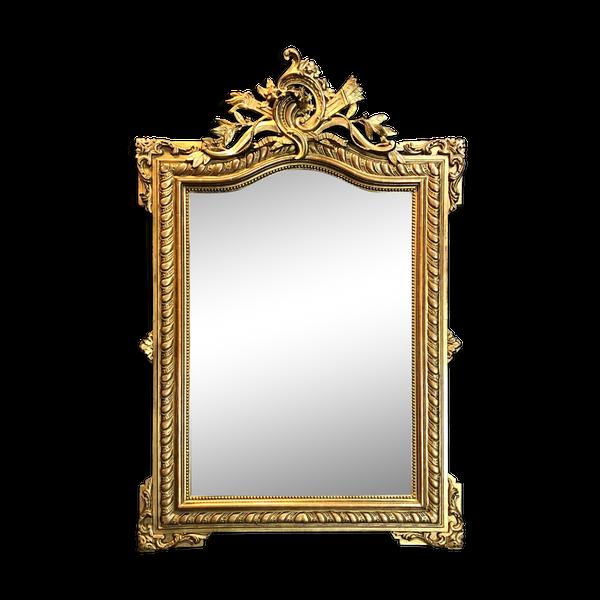 Miroir ancien 123×83 cm XIXème   – Products