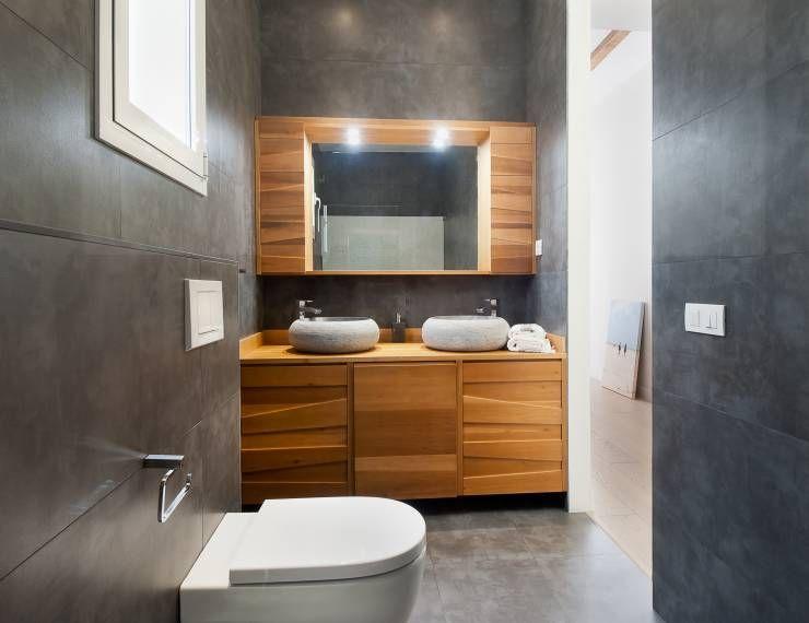 Badezimmer Holz ~ Best badezimmer images bathroom bathtubs and